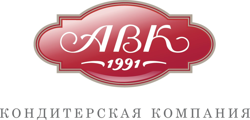 AVK Confectionery logo